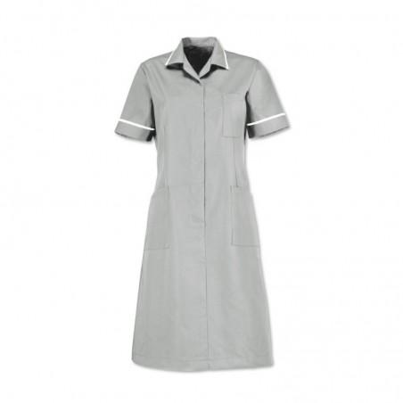 Zip Front Dress D312