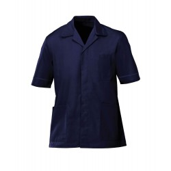 Men's Healthcare Tunic (Navy with Navy Trim) - G103