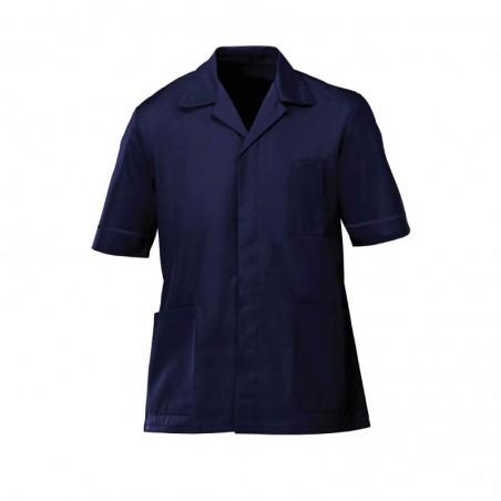 Men's Tunic (Navy with Navy Trim) - G103