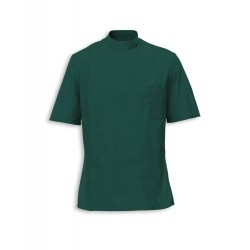 Men's Dental Tunic (Bottle Green) - G86