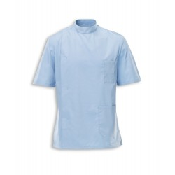 Men's Dental Tunic (Pale Blue) - G86