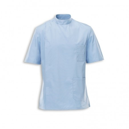 Men's Dental Tunic (Pale Blue) - G86