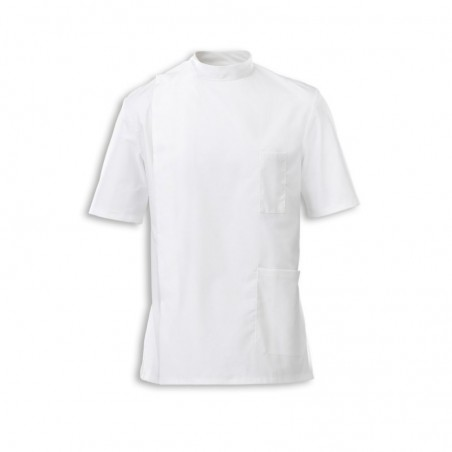 Men's Dental Tunic (White) - G86