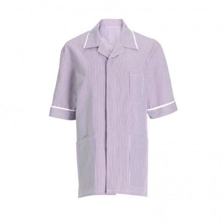 Men's Stripe Healthcare Tunic NM173