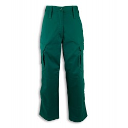 Women's Ambulance Combat Trousers (Bottle Green) NF100