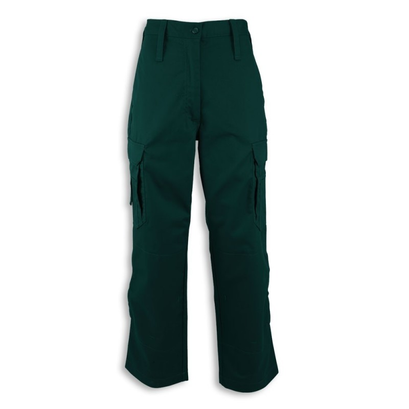 Women's Ambulance Combat Trousers (Dark Green) NF100