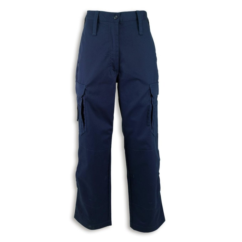 Women's Ambulance Combat Trousers (Navy) NF100