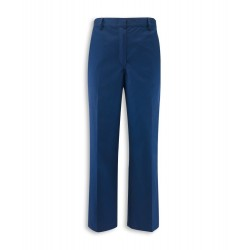Women's Concealed Elasticated Waist Trousers (Sailor Navy) NF27