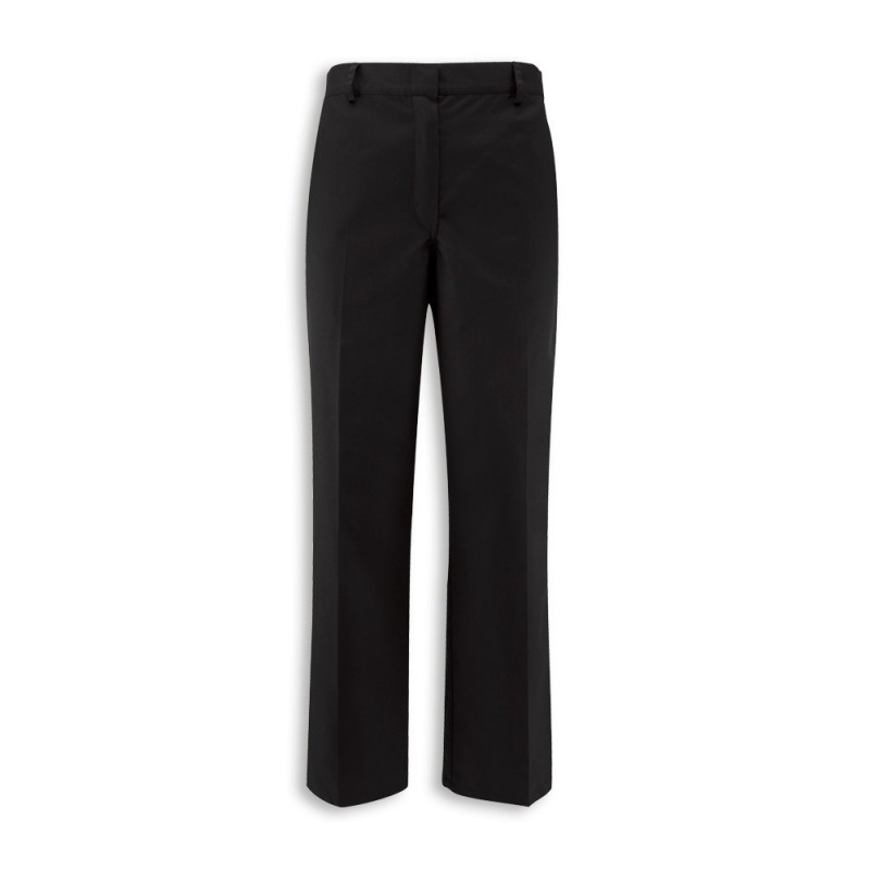 Women's Concealed Elasticated Waist Trousers (Black) NF27