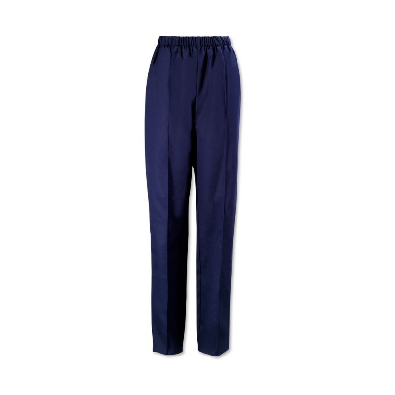 Women's Elasticated Trousers (Sailor Navy) NF962