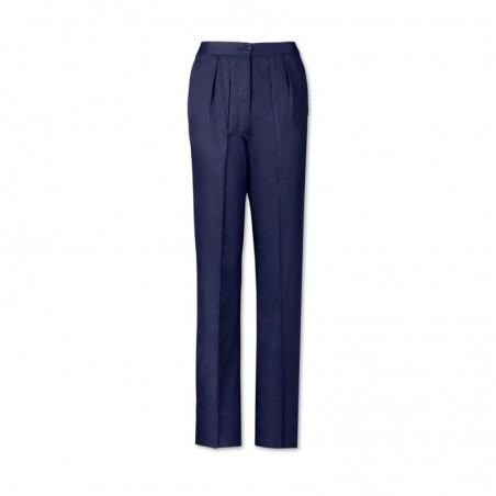 Women's Twin Pleat Trousers (Sailor Navy) LT200