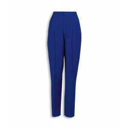 Essential Women's Pleat Front Trousers (Royal Box) NF640