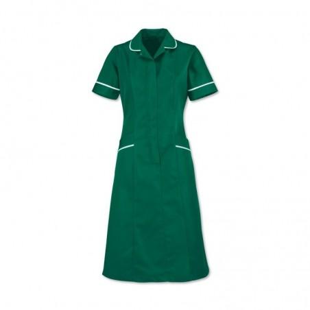 Soft-Brushed Dress D308