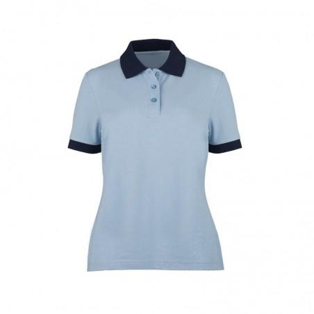 Women's Contrast Polo Shirt HP234