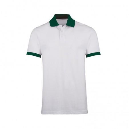 Unisex Contrast Polo Shirt HP233