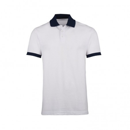 Unisex Contrast Polo Shirt HP233