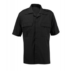 Men's Ambulance Shirt (Black) NM101