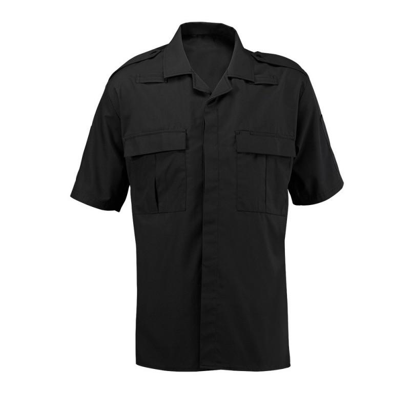Men's Ambulance Shirt (Black) NM101