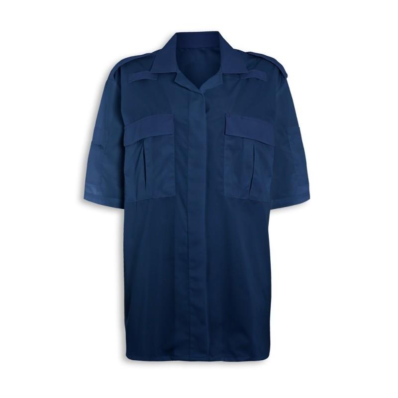 Women's Ambulance Shirt (Navy) NF101