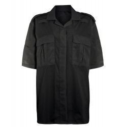 Women's Ambulance Shirt (Black) NF101