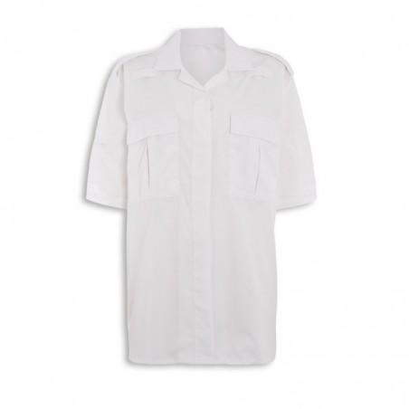 Women's Ambulance Shirt (White) NF101