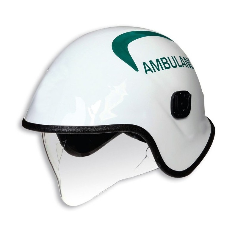 Ambulance Kevlar Pacific Helmet - 2797