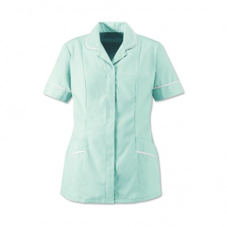 Women's Soft-Brushed Healthcare Tunic D309