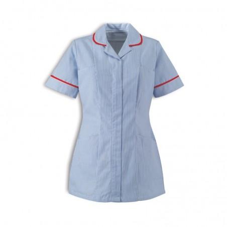 Women's Stripe Healthcare Tunic ST298