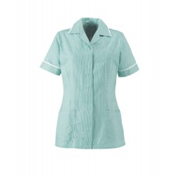 Women's Lightweight Tunic (Aqua with White Trim) - ST313