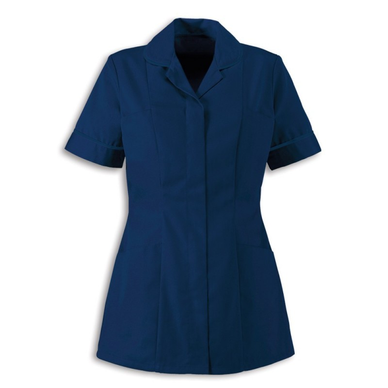 Women's Healthcare Tunic (Sailor Navy With Navy Trim) - HP298