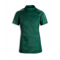 Women's Dental Tunic (Bottle Green) - NF21
