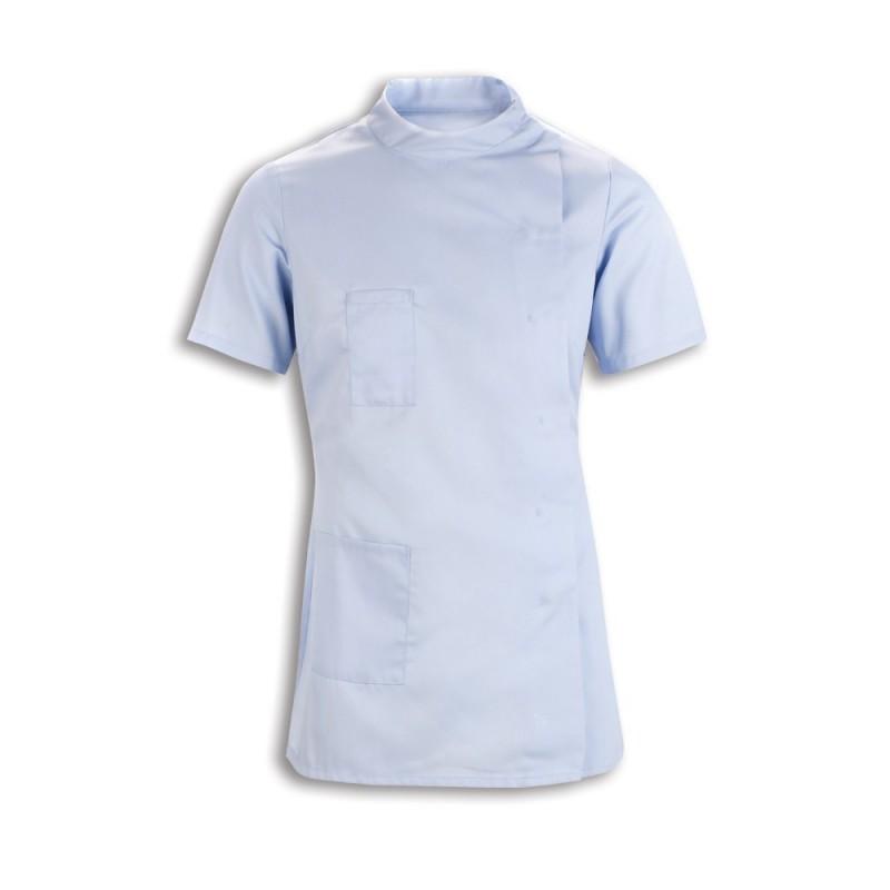 Women's Dental Tunic (Pale Blue) - NF21