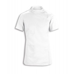 Women's Dental Tunic (White) - NF21