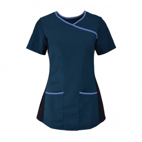 Women's Stretch Scrub Top NF43