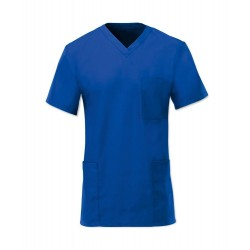 Women's Scrub Tunic (Royal Box) - NF26