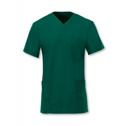 Women's Scrub Tunic (Bottle Green) - NF26