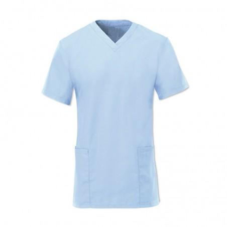 Women's Scrub Tunic (Pale Blue) - NF26