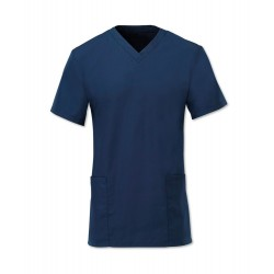 Women's Scrub Tunic (Sailor Navy) - NF26