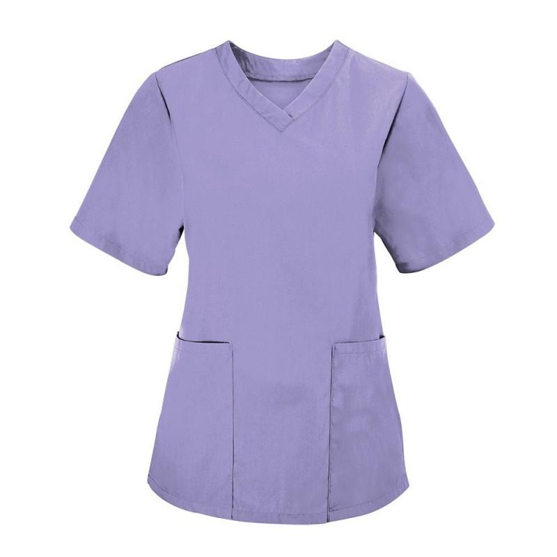 Women's Scrub Tunic (Lilac) - NF26