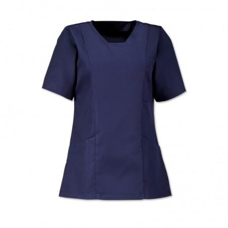 Women's Smart Scrub Tunic (Sailor Navy) - FT503