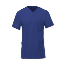 Scrub Tunic (Bright Royal) - D397