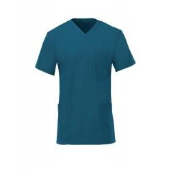 Scrub Tunic (Caribbean Blue) - D397