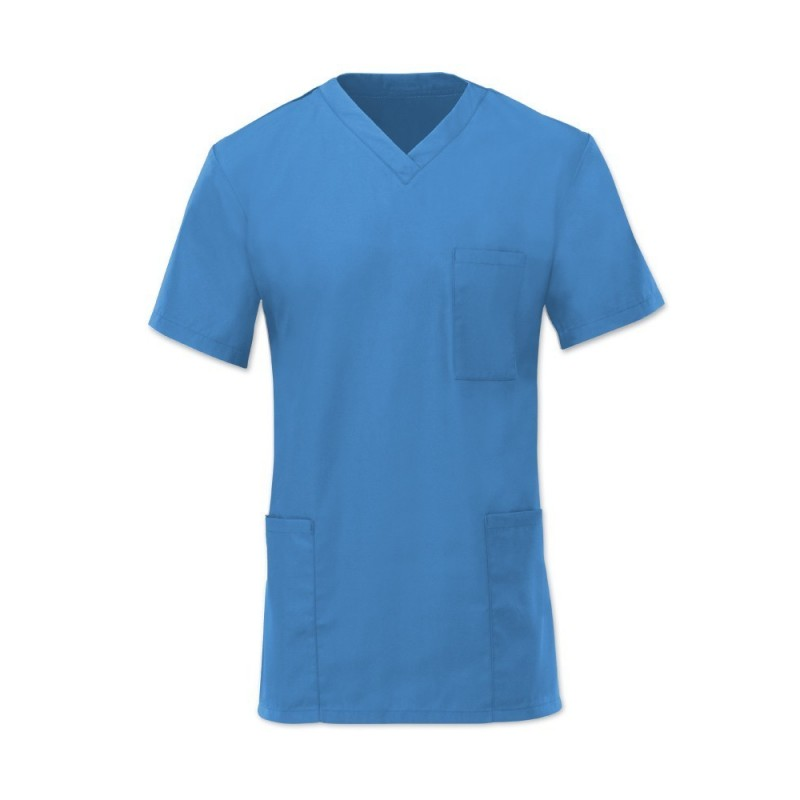 Scrub Tunic (Hospital Blue) - D397
