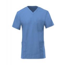 Scrub Tunic (Metro Blue) - D397