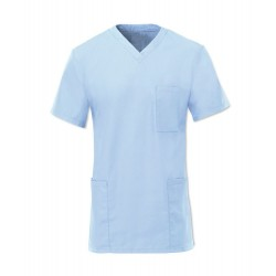 Scrub Tunic (Pale Blue) - D397