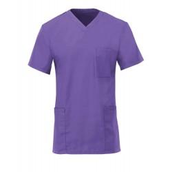 Scrub Tunic (Purple) - D397
