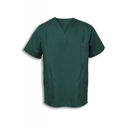 Smart Scrub Tunic (Bottle Green) - UT404