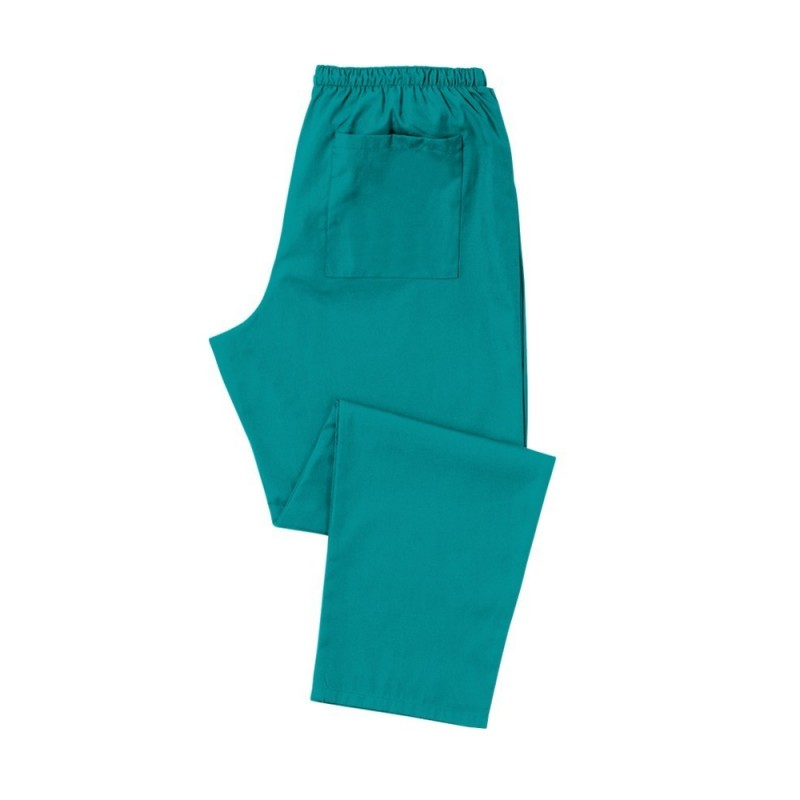 Scrub Trousers (Jade) - D398