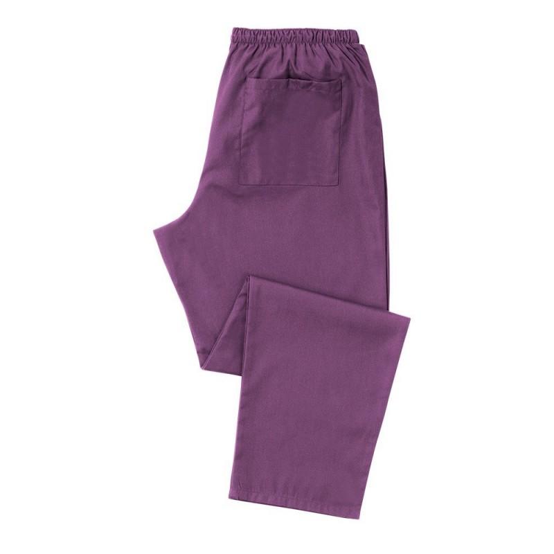 Scrub Trousers (Amethyst) - D398