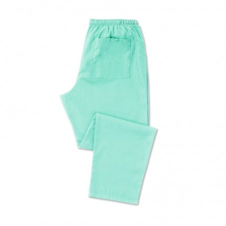 Scrub Trousers (Aqua) - D398